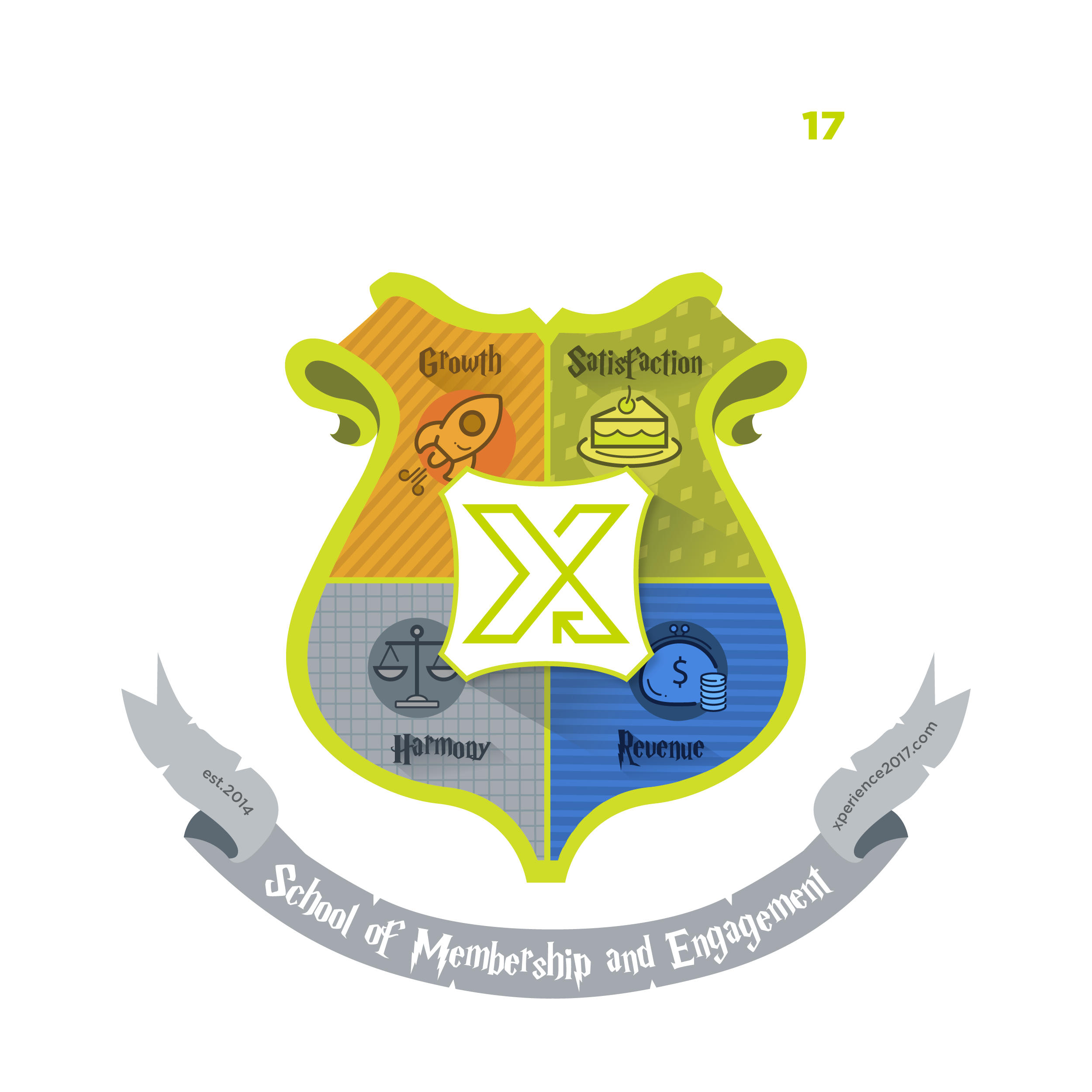 Xperience 2017 Crest